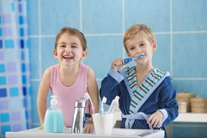 Sunnyvale National Children's Dental Health Month